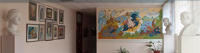 Училище сегодня — Палехское художественное училище имени М  Горького
